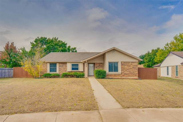 1734 Fern Court, Lewisville, TX 75067 (MLS #14224951) :: RE/MAX Town & Country