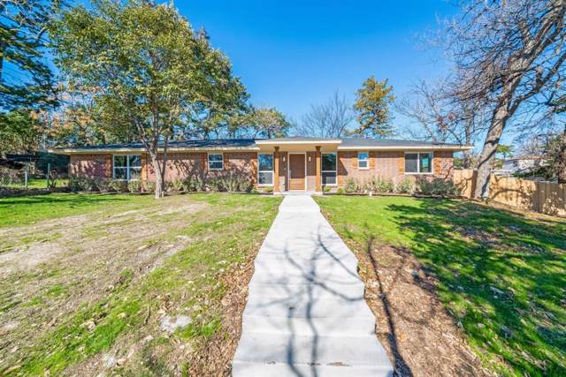 1131 Forester Drive, Dallas, TX 75216 (MLS #14224956) :: HergGroup Dallas-Fort Worth