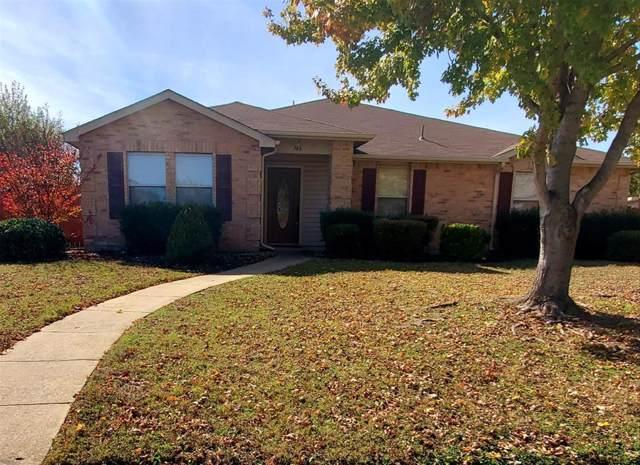 748 Bray Street, Cedar Hill, TX 75104 (MLS #14224961) :: Century 21 Judge Fite Company
