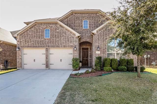 1141 Crest Meadow Drive, Fort Worth, TX 76052 (MLS #14224980) :: NewHomePrograms.com LLC