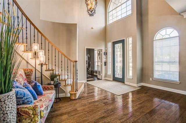 1708 Winding Hollow Lane, Mckinney, TX 75072 (MLS #14224985) :: RE/MAX Town & Country