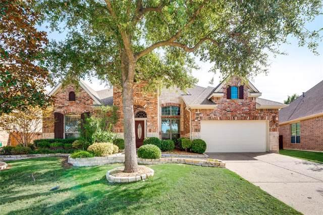 3409 Sliding Rock Drive, Mckinney, TX 75070 (MLS #14224988) :: The Kimberly Davis Group