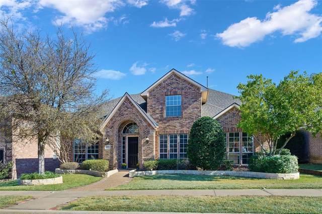 1006 Barrymore Lane, Allen, TX 75013 (MLS #14224995) :: The Rhodes Team