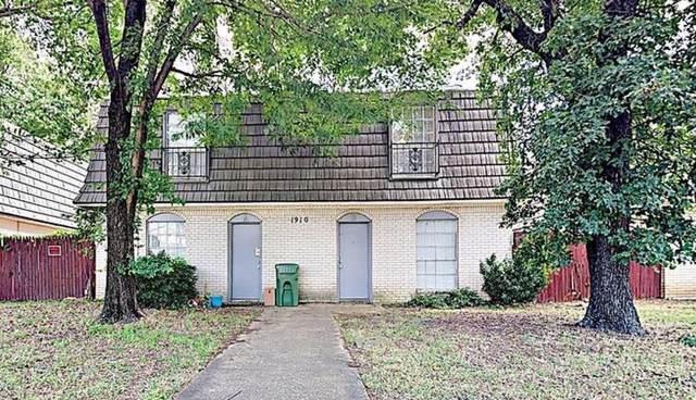 1910 W Sanford Street, Arlington, TX 76012 (MLS #14225003) :: Trinity Premier Properties