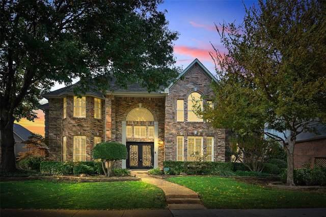 2609 Courtside Lane, Plano, TX 75093 (MLS #14225014) :: Van Poole Properties Group
