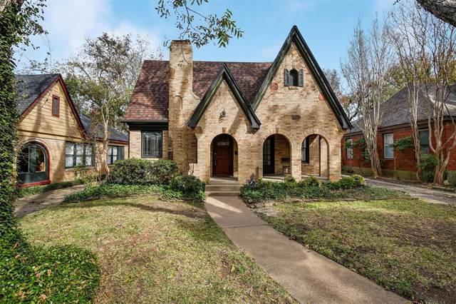 430 Valencia Street, Dallas, TX 75223 (MLS #14225020) :: The Sarah Padgett Team