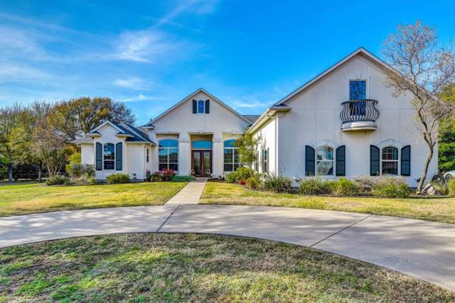 4205 E Parker Road, Parker, TX 75002 (MLS #14225027) :: Team Tiller