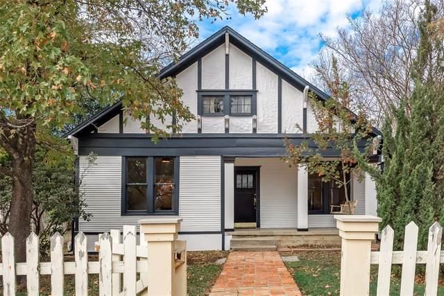 201 Methodist Street, Red Oak, TX 75154 (MLS #14225039) :: RE/MAX Town & Country