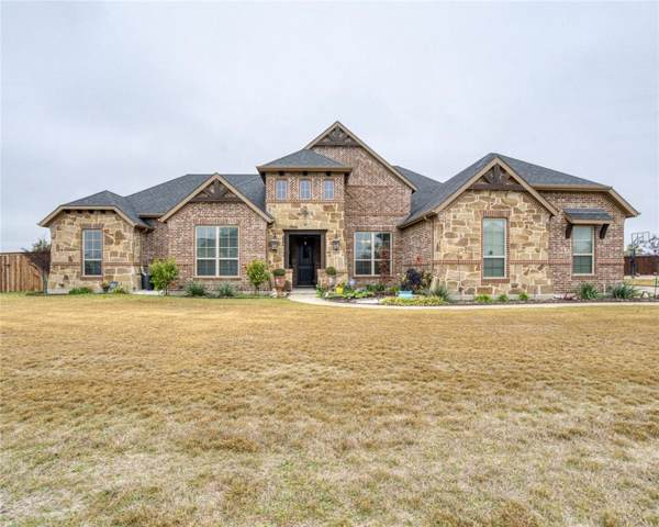 5671 Sweetwater Drive, Midlothian, TX 76065 (MLS #14225045) :: The Sarah Padgett Team