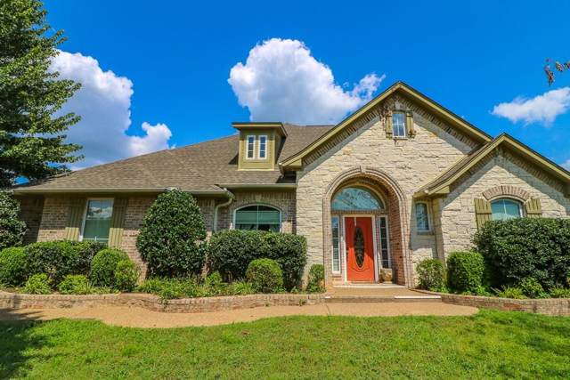 209 Winged Foot Drive, Lindale, TX 75771 (MLS #14225046) :: RE/MAX Town & Country