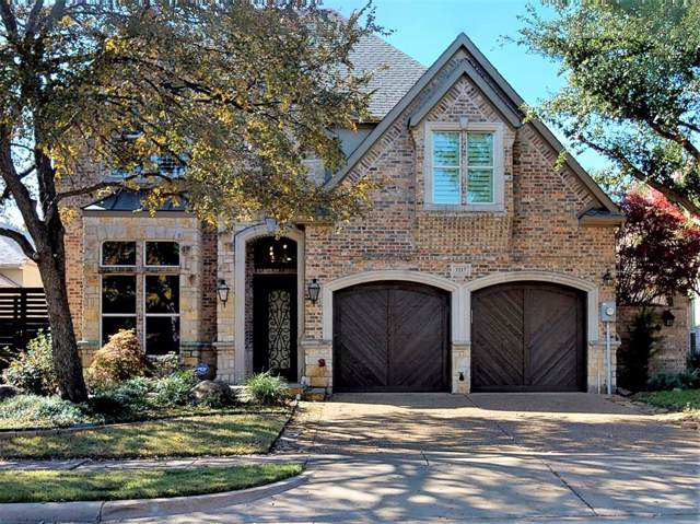 3217 Gleneagles Court, Plano, TX 75093 (MLS #14225051) :: Hargrove Realty Group