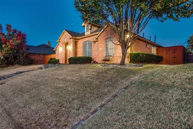 3756 Menard Drive, Carrollton, TX 75010 (MLS #14225056) :: Acker Properties