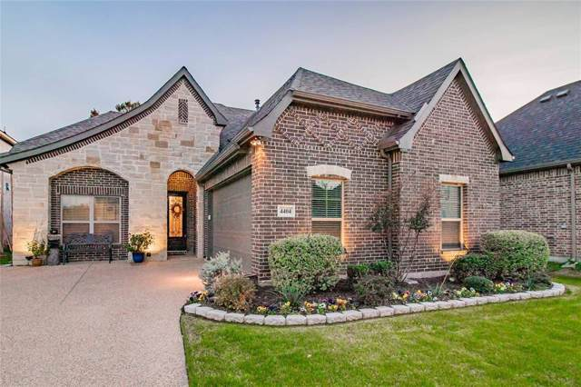 4404 Moores Landing, Arlington, TX 76016 (MLS #14225065) :: The Mitchell Group