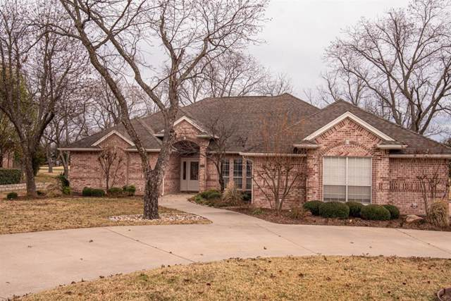 9619 Champions Drive, Granbury, TX 76049 (MLS #14225072) :: RE/MAX Town & Country