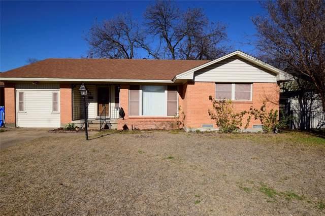 2645 Klondike Drive, Dallas, TX 75228 (MLS #14225089) :: RE/MAX Town & Country