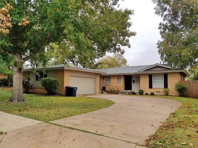 3605 Cork Place, Fort Worth, TX 76116 (MLS #14225092) :: Baldree Home Team