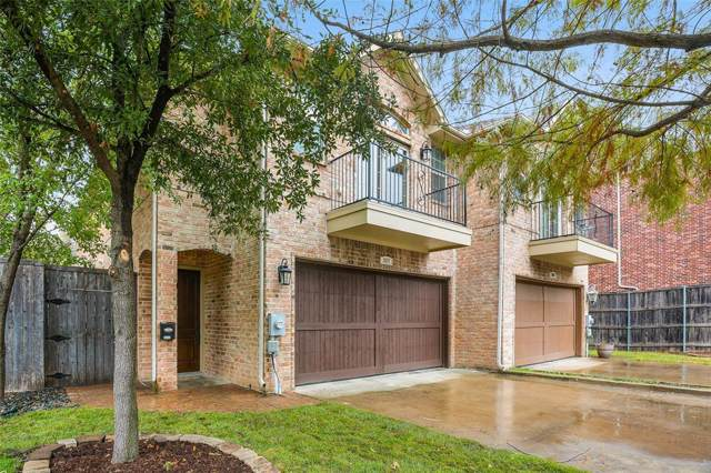 2617 N Garrett Avenue, Dallas, TX 75206 (MLS #14225093) :: Hargrove Realty Group