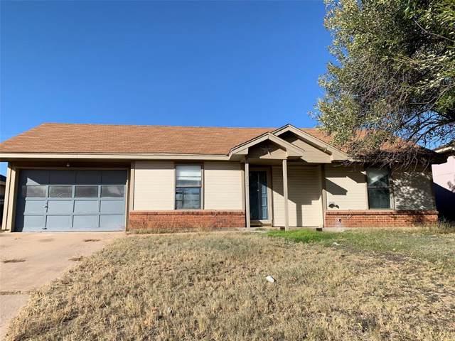 1402 Baylor Street, Abilene, TX 79602 (MLS #14225095) :: The Mitchell Group