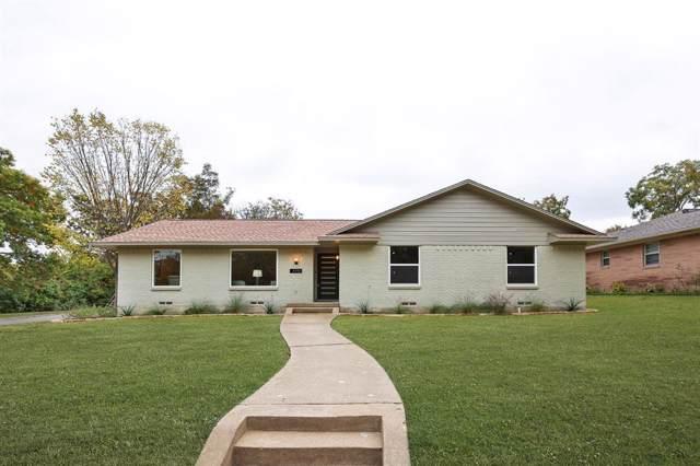 6950 Winchester Street, Dallas, TX 75231 (MLS #14225101) :: The Chad Smith Team