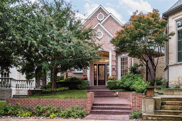 5 Brigade Court, Dallas, TX 75225 (MLS #14225109) :: RE/MAX Town & Country