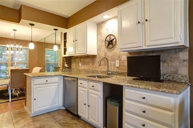 10650 Steppington Drive #203, Dallas, TX 75230 (MLS #14225113) :: The Hornburg Real Estate Group