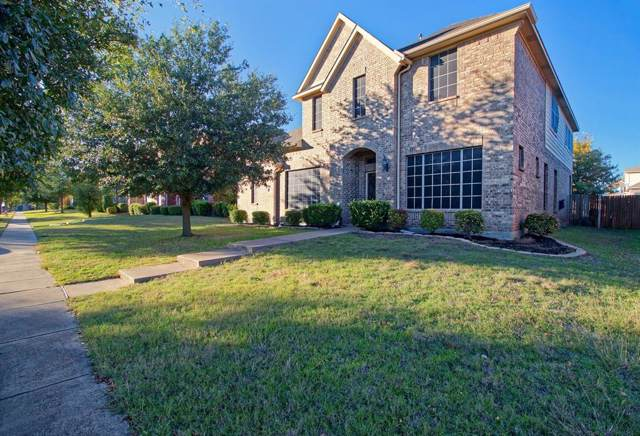 310 Orchard Place, Red Oak, TX 75154 (MLS #14225135) :: RE/MAX Town & Country