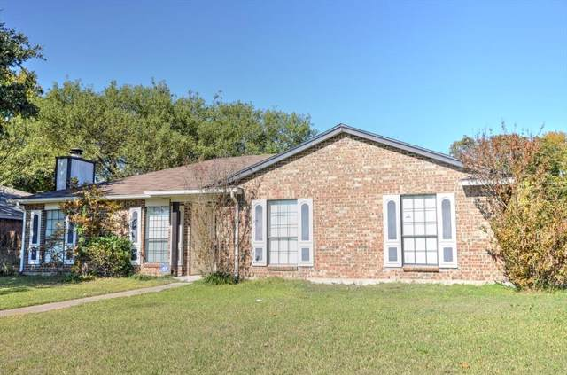 1113 Wisteria Way, Mesquite, TX 75149 (MLS #14225141) :: RE/MAX Town & Country