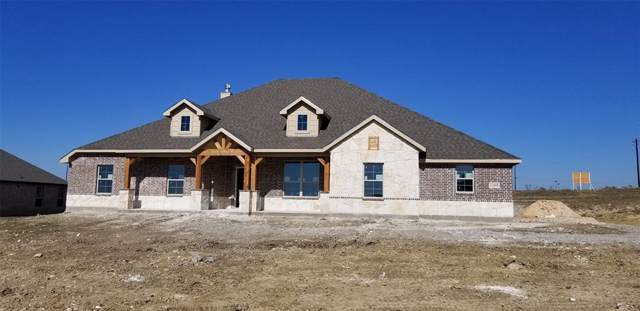 13808 Prairie Vista Lane, Ponder, TX 76259 (MLS #14225144) :: RE/MAX Town & Country