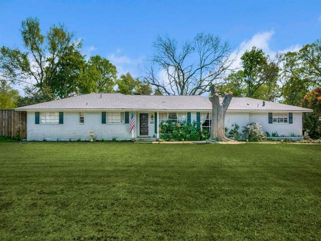 5934 Lakehurst Avenue, Dallas, TX 75230 (MLS #14225150) :: The Hornburg Real Estate Group