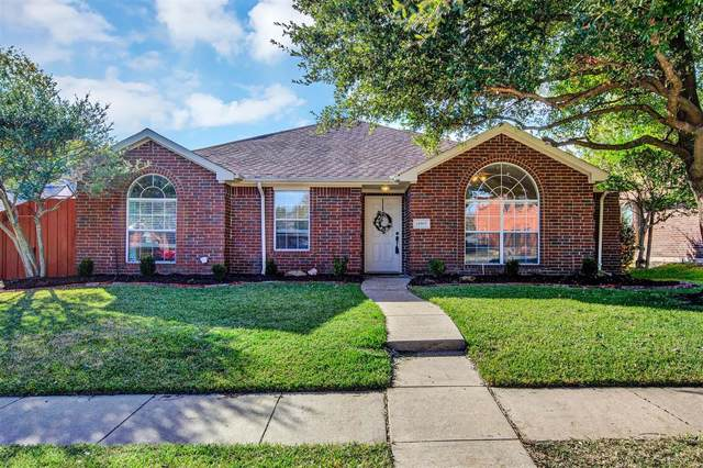 10905 Huntington Road, Frisco, TX 75035 (MLS #14225151) :: RE/MAX Town & Country