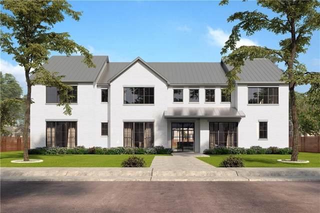 7430 Midbury Drive, Dallas, TX 75230 (MLS #14225158) :: The Hornburg Real Estate Group