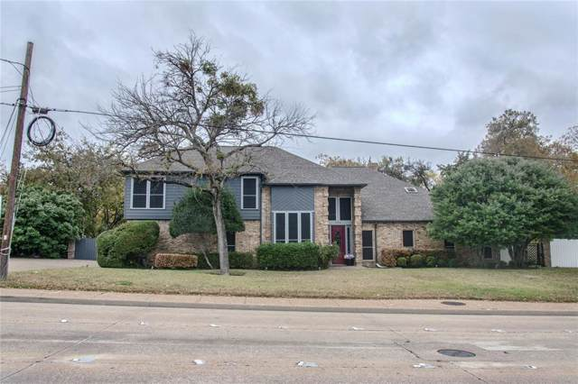 715 E Wheatland Road, Duncanville, TX 75116 (MLS #14225162) :: The Good Home Team