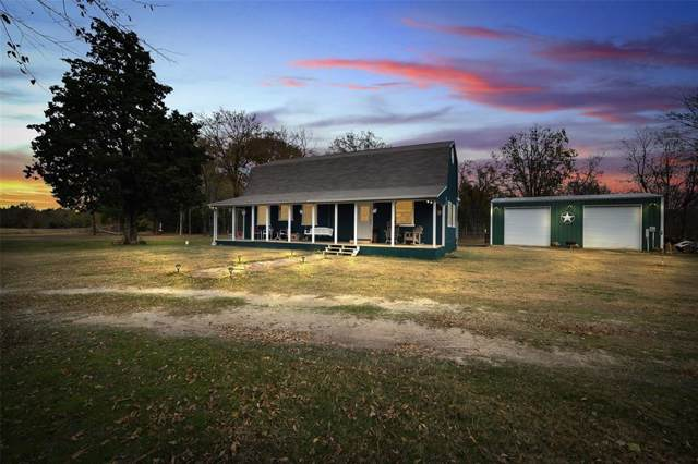 15831 County Road 4018, Kemp, TX 75143 (MLS #14225181) :: RE/MAX Pinnacle Group REALTORS