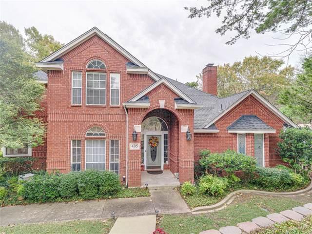 405 Ovilla Oaks Drive, Ovilla, TX 75154 (MLS #14225186) :: RE/MAX Town & Country