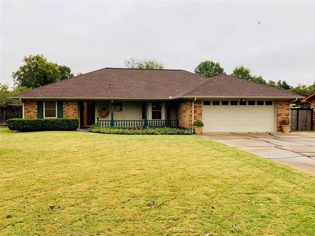 1423 Inglewood Drive, Stephenville, TX 76401 (MLS #14225197) :: Tenesha Lusk Realty Group
