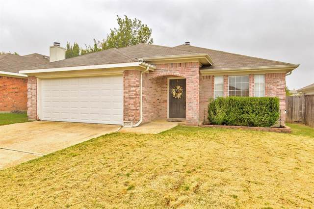 6316 Stockton Drive, Fort Worth, TX 76132 (MLS #14225210) :: The Kimberly Davis Group