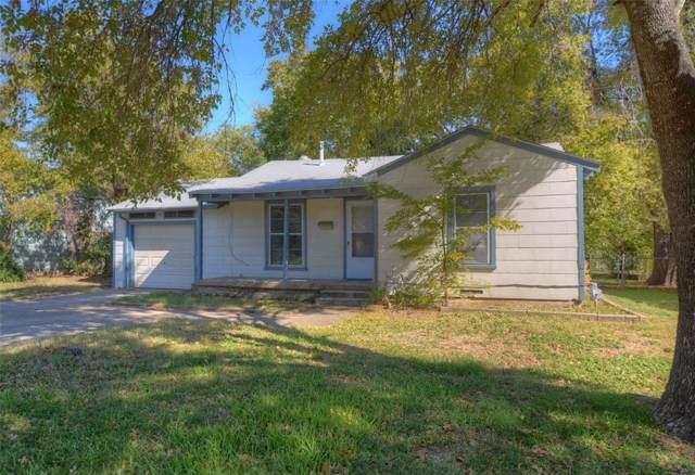 721 Gardiner Street, Arlington, TX 76012 (MLS #14225214) :: Vibrant Real Estate