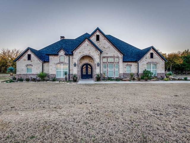 210 Dubose Way, Waxahachie, TX 75167 (MLS #14225227) :: Lynn Wilson with Keller Williams DFW/Southlake