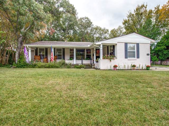 6491 Fortune Road, Fort Worth, TX 76116 (MLS #14225234) :: The Hornburg Real Estate Group