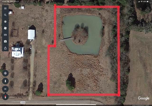 TBD County Rd 2208, Caddo Mills, TX 75135 (MLS #14225244) :: The Kimberly Davis Group
