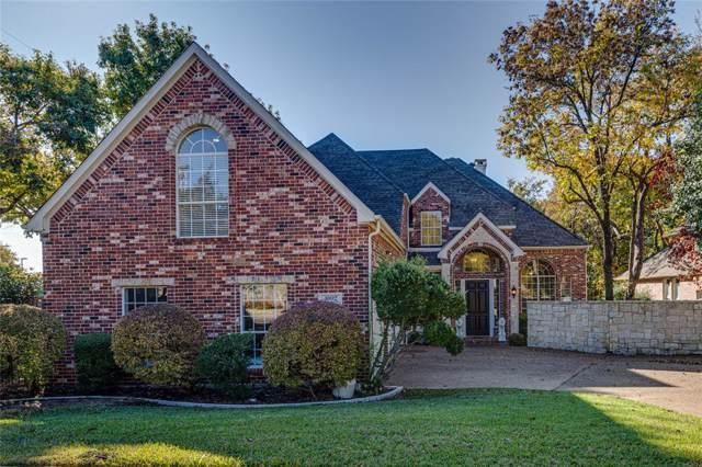 1002 Creekwood Drive, Garland, TX 75044 (MLS #14225250) :: The Welch Team