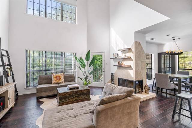 6303 Richmond Avenue #209, Dallas, TX 75214 (MLS #14225272) :: Hargrove Realty Group