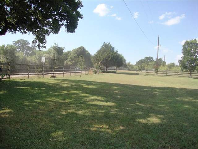 0000 Allison Road, Springtown, TX 76082 (MLS #14225280) :: Ann Carr Real Estate