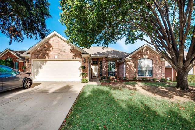 5784 Rockport Lane, Haltom City, TX 76137 (MLS #14225287) :: Lynn Wilson with Keller Williams DFW/Southlake