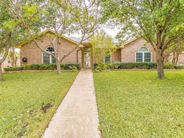 521 Whitetail Deer Lane, Crowley, TX 76036 (MLS #14225300) :: The Mitchell Group