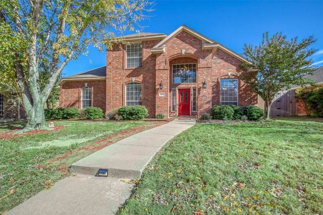9012 Roundbluff Road, Plano, TX 75025 (MLS #14225322) :: The Good Home Team