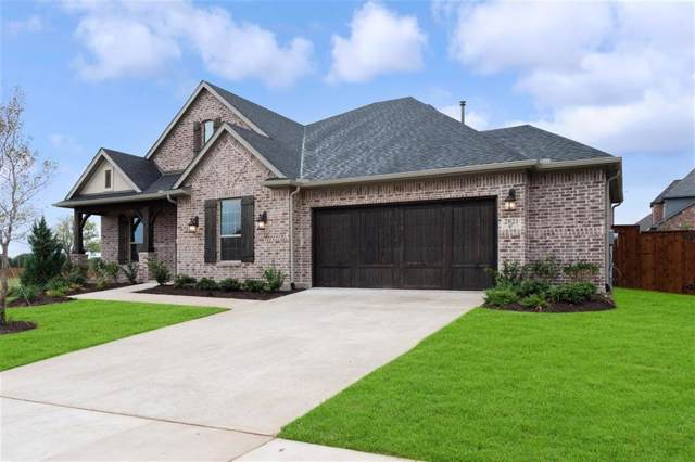2821 Maverick Way, Celina, TX 75009 (MLS #14225327) :: RE/MAX Town & Country