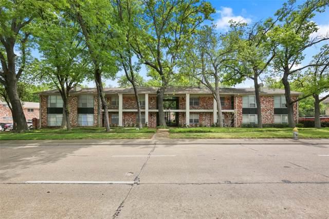 7806 Royal Lane #225, Dallas, TX 75230 (MLS #14225330) :: The Hornburg Real Estate Group