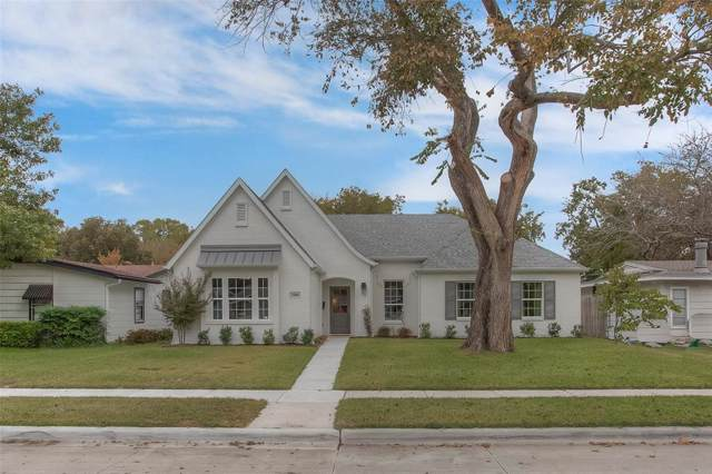 5808 Tracyne Drive, Westworth Village, TX 76114 (MLS #14225332) :: Hargrove Realty Group