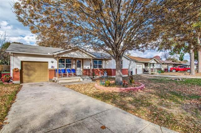 776 Cullum Avenue, Hurst, TX 76053 (MLS #14225345) :: The Chad Smith Team